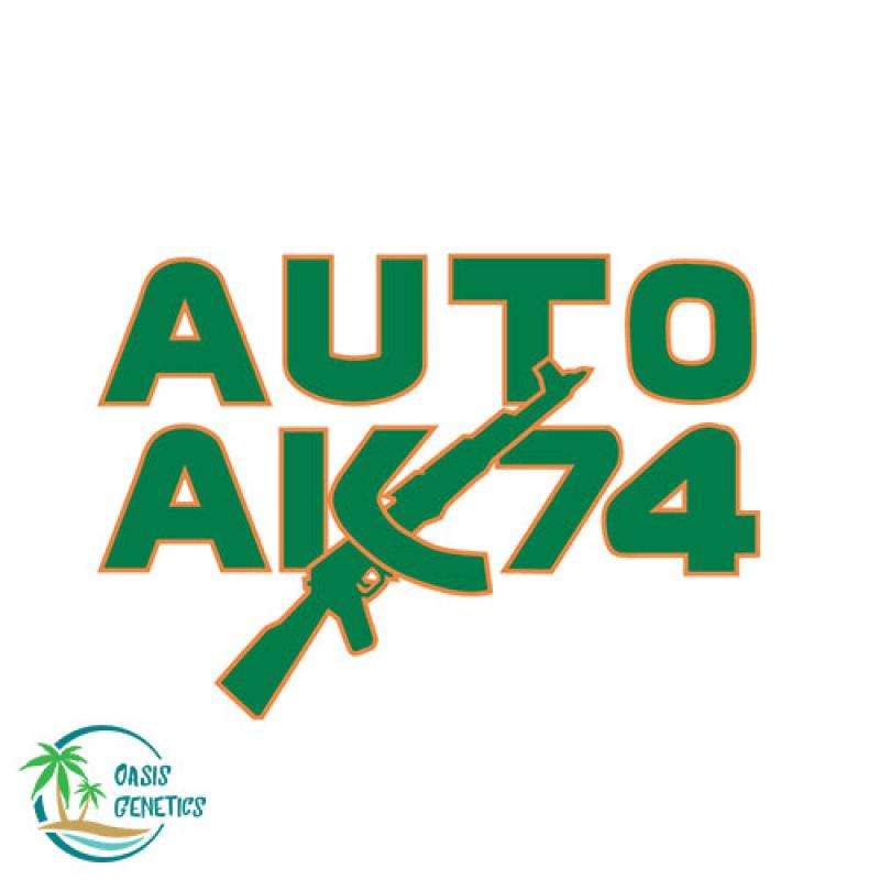 Auto AK74 Feminized Seeds